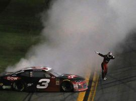 Austin Dillon is the defending champion of the Daytona 500, but will be without car chief Greg Ebert, who was suspended. (Image: Getty)