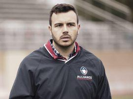 AAF co-founder Charlie Ebersol has embraced both technology and gambling with his innovative football league. (Image: AP)