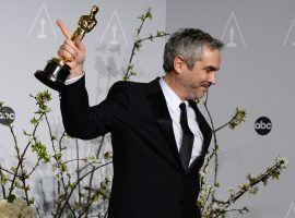 After a betting controversy in the Best Director category, favorite Alfonso Cuaron still won the award. (Image: Jordan Strauss/ Shutterstock)