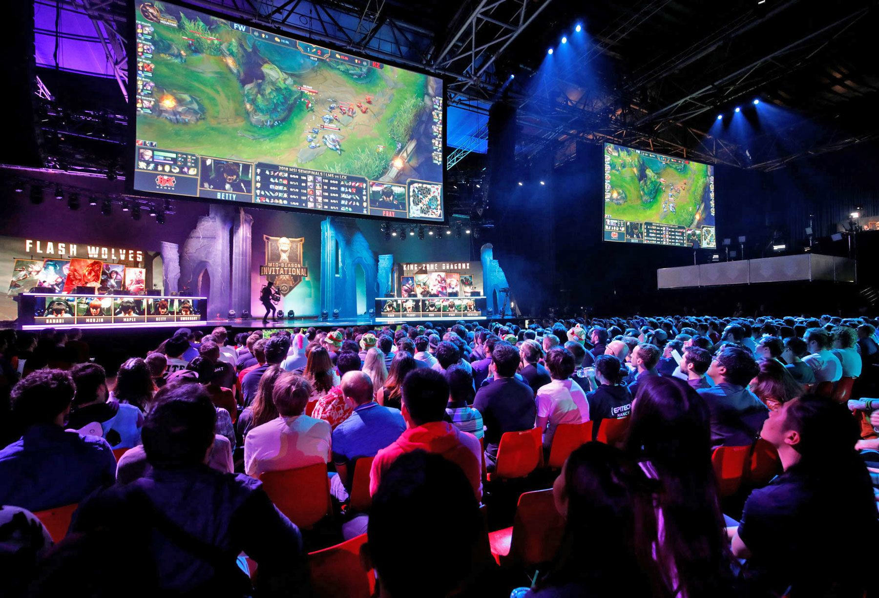 esports industry revenue 2019