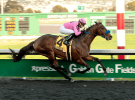 Anotherwtistafate impresses at Golden Gate on the Kentucky Derby Trail