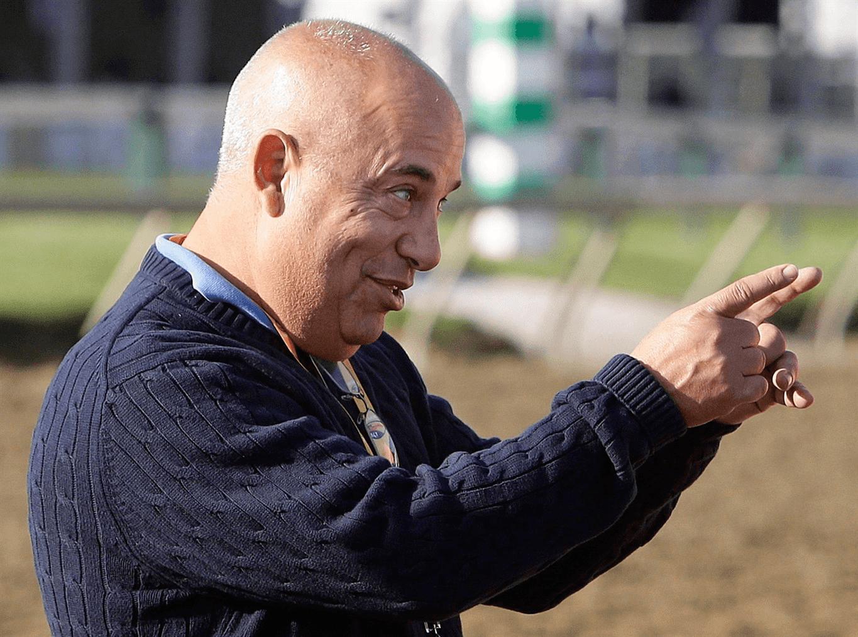 War of Will trainer Mark Casse