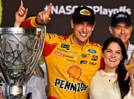 Joey Logano won the season-ending Cup Championship, but can he repeat his 2018 success this year? (Image: USA Today Sports)