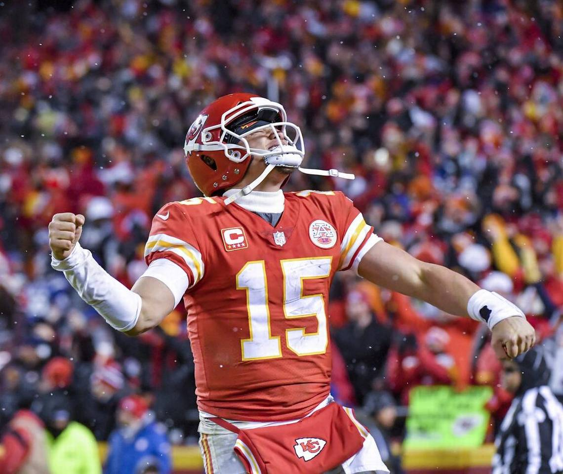 the latest 208d7 ce37d Super Bowl 54 Odds Favor Kansas City Chiefs