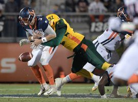 AAF majority owner Tom Dundon says the league may not survive into a second season if it doesn't get support from the NFLPA. (Image: Phelan M. Ebenhack/AP)