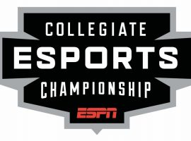 The Collegiate Esports Championship will feature qualifying rounds leading to championship play in at least five different games. (Image: ESPN)
