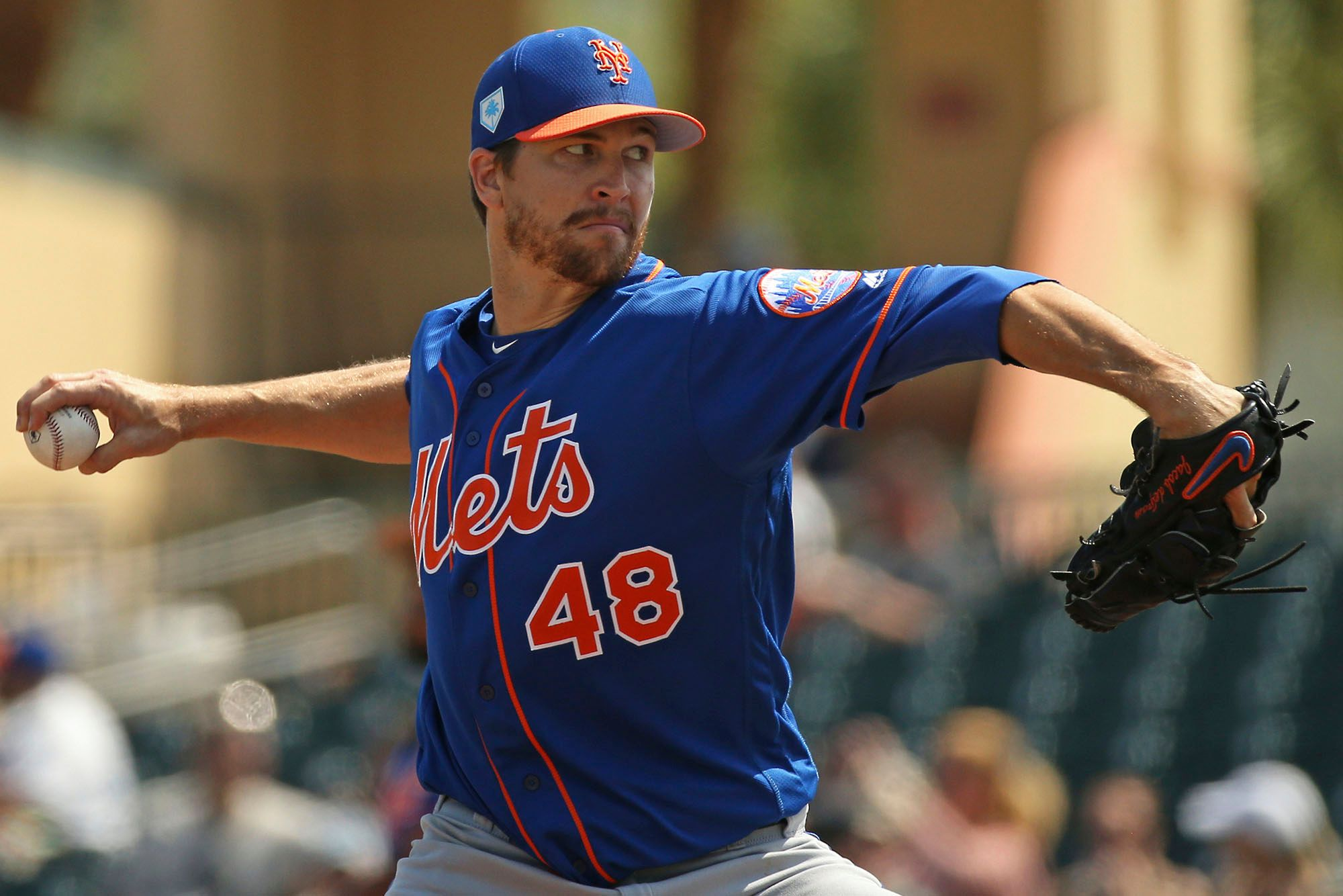 Jacob deGrom contract extension