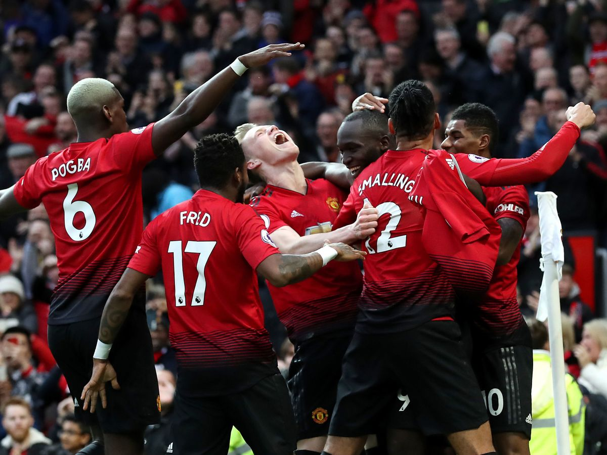 Champions League Manchester United