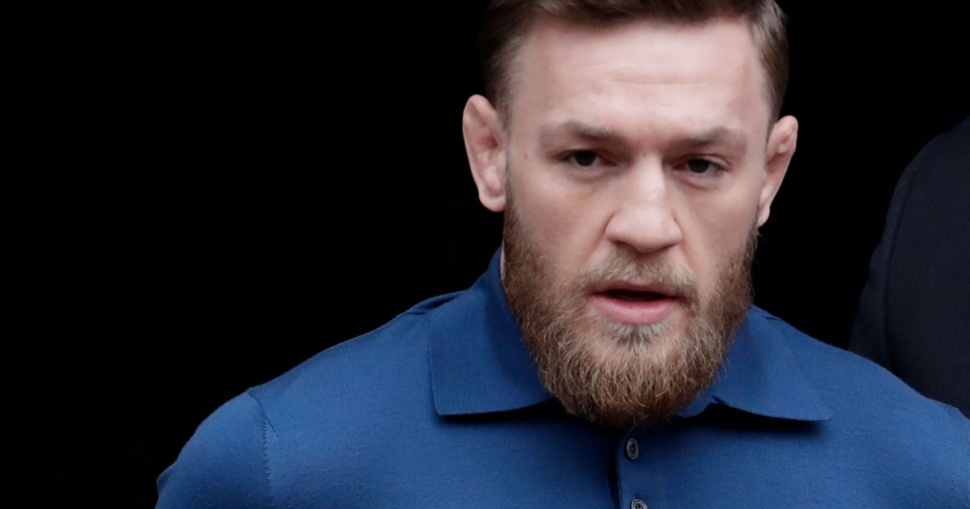 Conor McGregor assault allegation