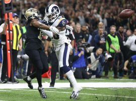 NFL coaches will now be able to challenge pass interference calls, including those in which a flag was not thrown on a play. (Image: Chuck Cook/USA Today Sports)