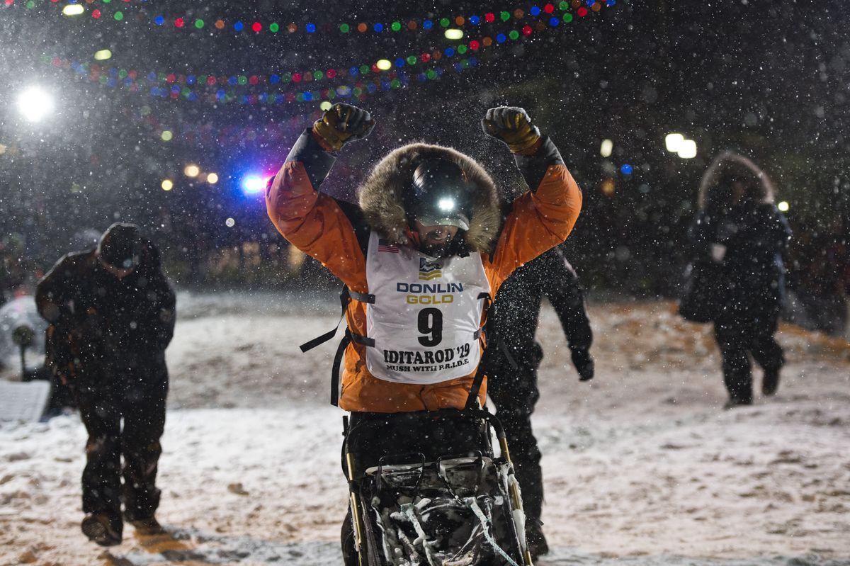 Peter Kaiser 2019 Iditarod