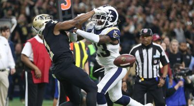 NFL Competition Committee Proposes Expanding Instant Replay to Cover Pass Interference