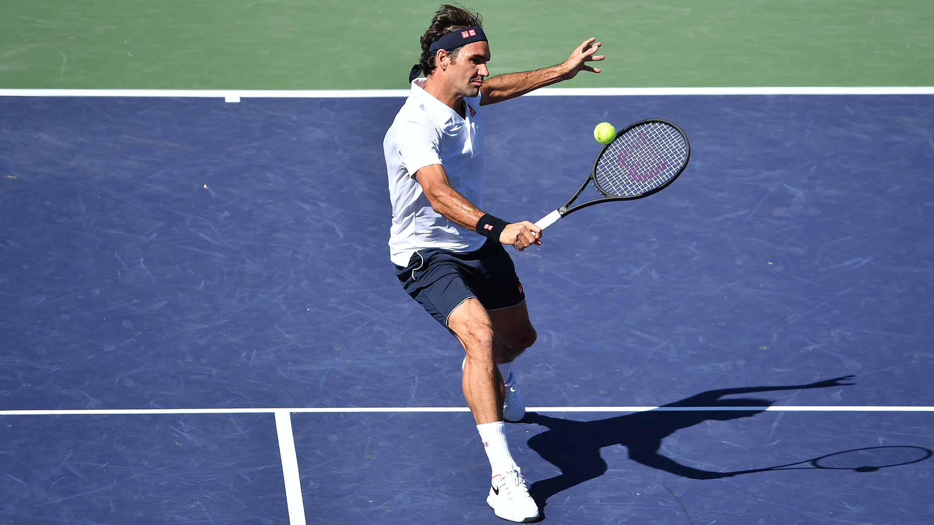 Roger Federer, Rafa Nadal roll into quarter-finals at Indian Wells