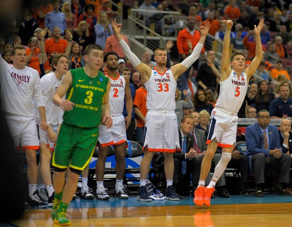 Virginia Basketball Kyle Guy