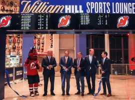 William Hill now has partnerships with the NHL and two of its franchises, the New Jersey Devils and the Vegas Golden Knights. (Image: NewJerseyDevils.com)