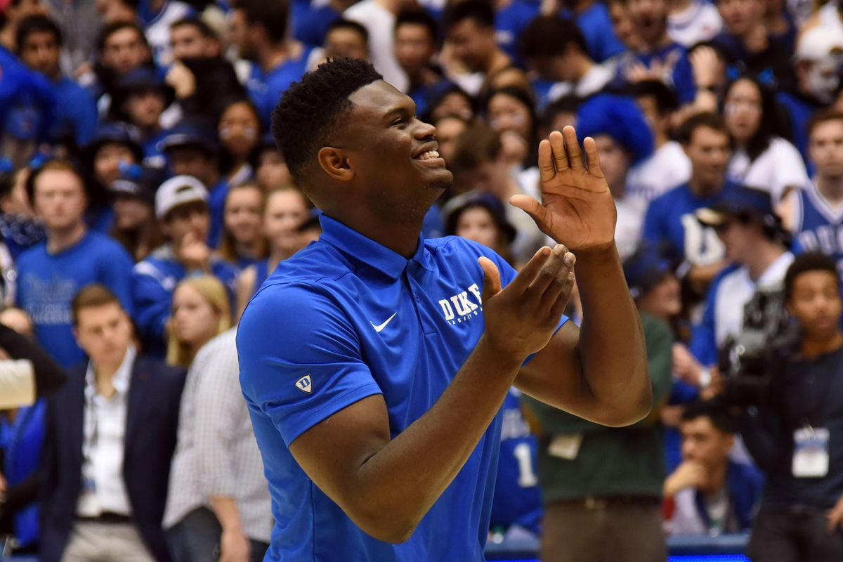 Zion Williamson Not Playing
