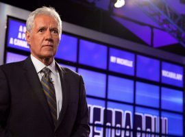 Longtime Jeopardy! host Alex Trebek announced last week that he was diagnosed with stage 4 pancreatic cancer, putting both his, and the show's, future in doubt. (Image: Getty)