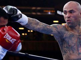 Luis Collazo has been boxing for more than two decades and will be taking on Samuel Vargas on Saturday. (Image: Getty)