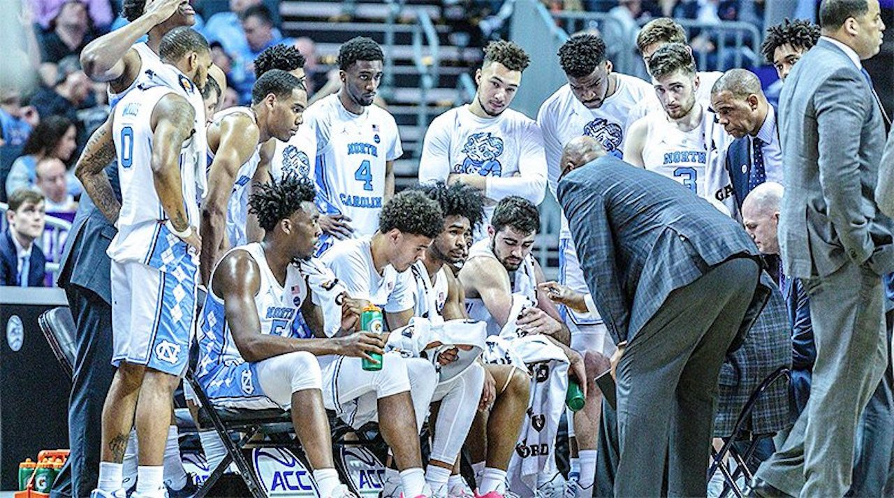 North Carolina basketball