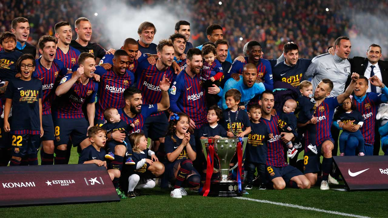 Barcelona Liverpool Champions League