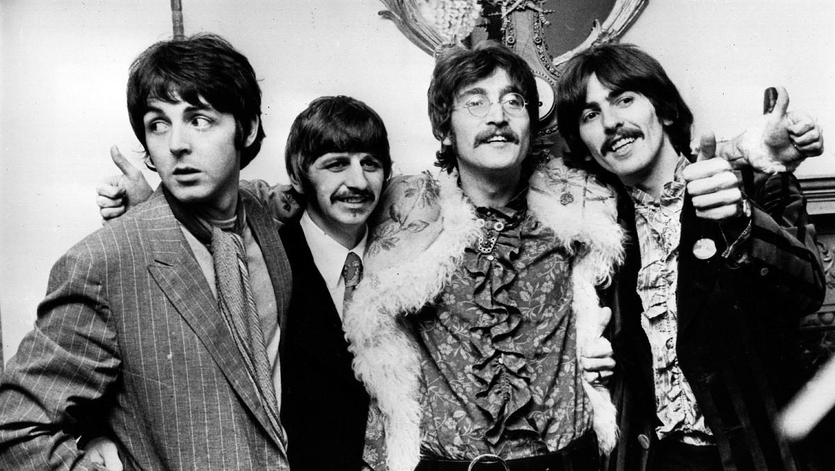 Beatles Sgt. Pepper's