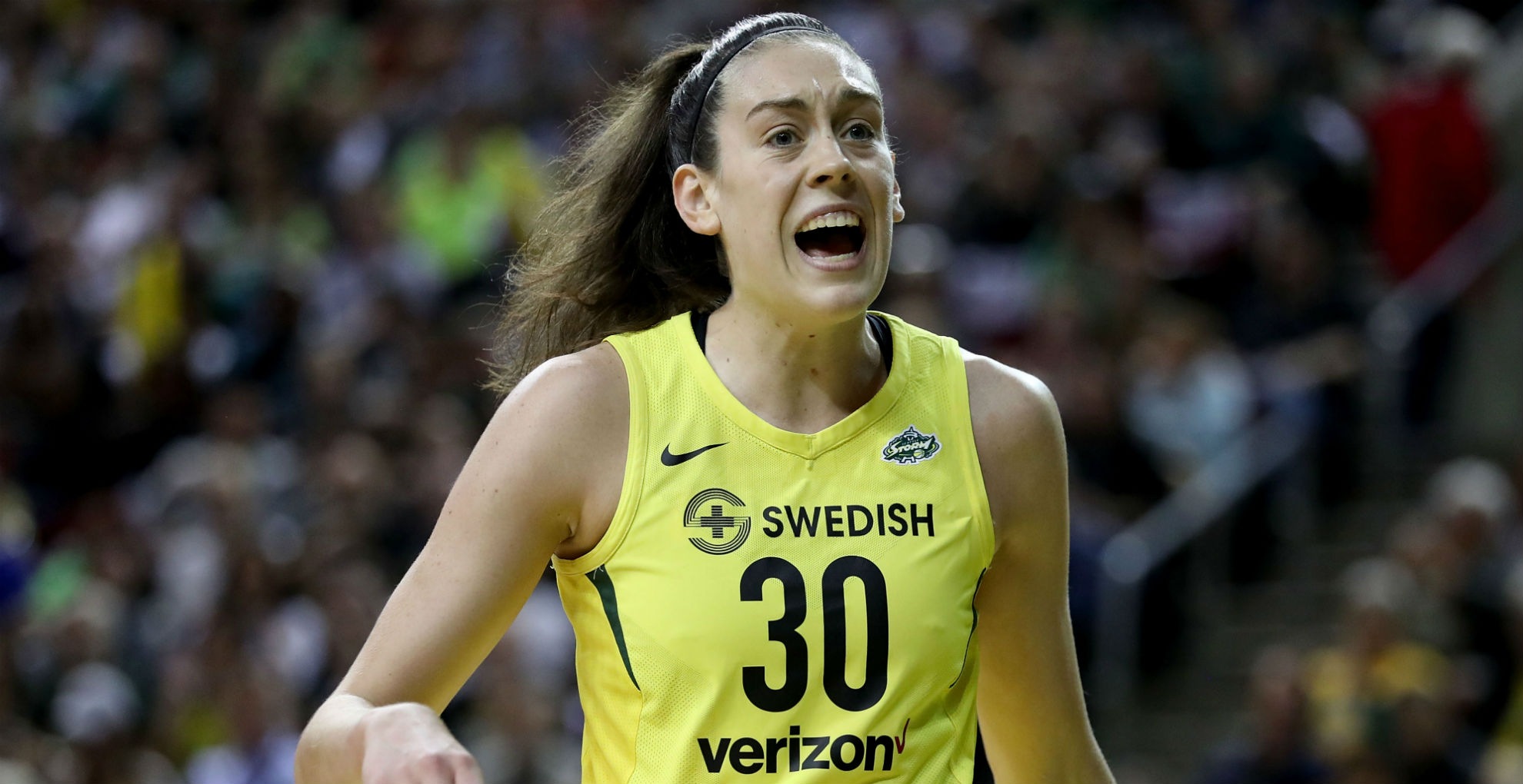 Breanna Stewart Achilles injury