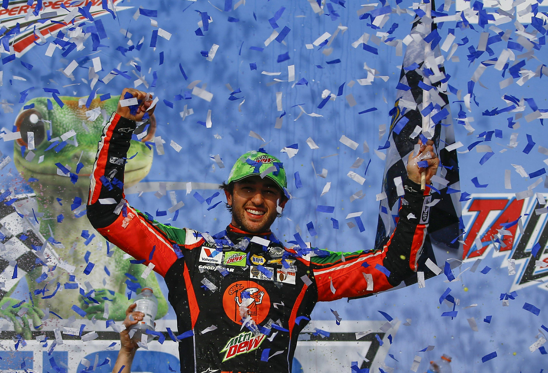 Chase Elliott NASCAR Talladega