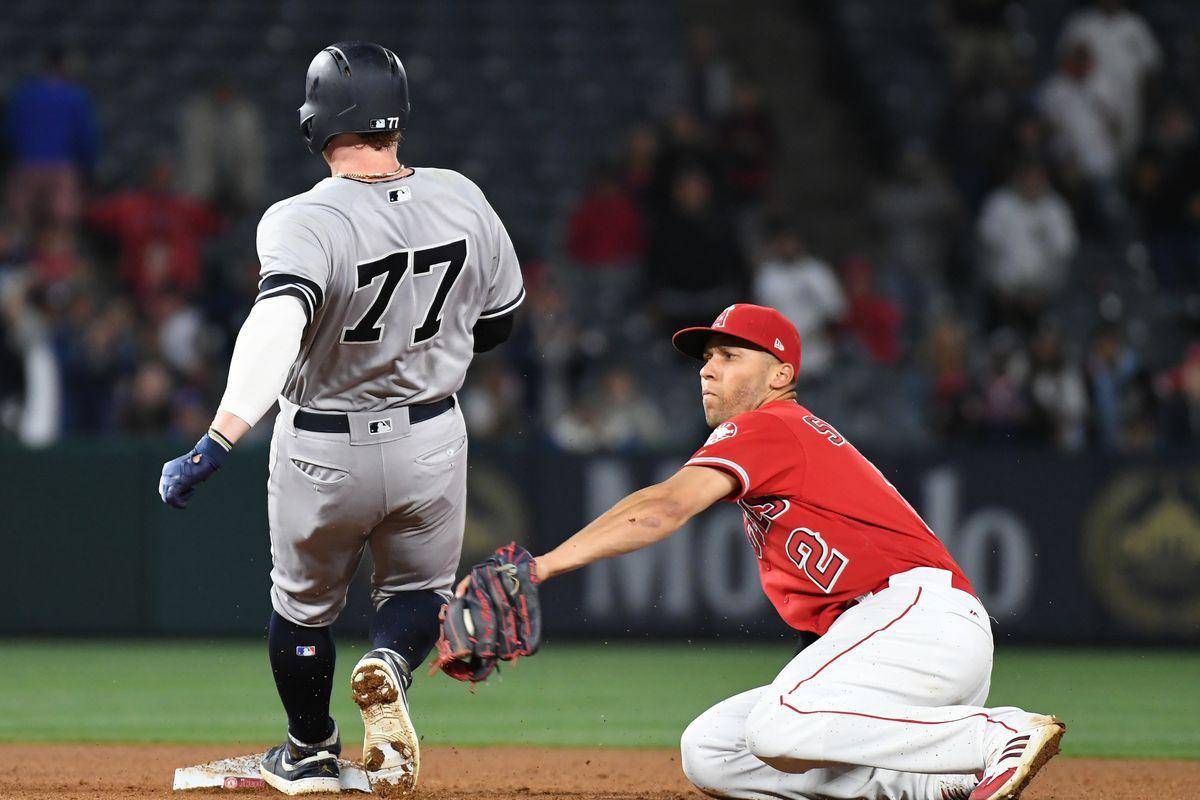 Clint Frazier Yankees