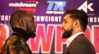 Terence Crawford Looks to Retain Pound-for-Pound Crown vs. Amir Khan
