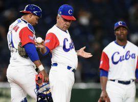 The Trump administration has vetoed a deal between Major League Baseball and the Cuban Baseball Federation, saying it violates US trade law. (Image: Matt Roberts/Getty)
