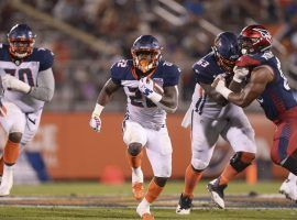 The FanDuel Sportsbook has named the Orlando Apollos their honorary AAF champions, but will pay out futures bets on all teams in the suspended league. (Image: Rick Wilson/AP)