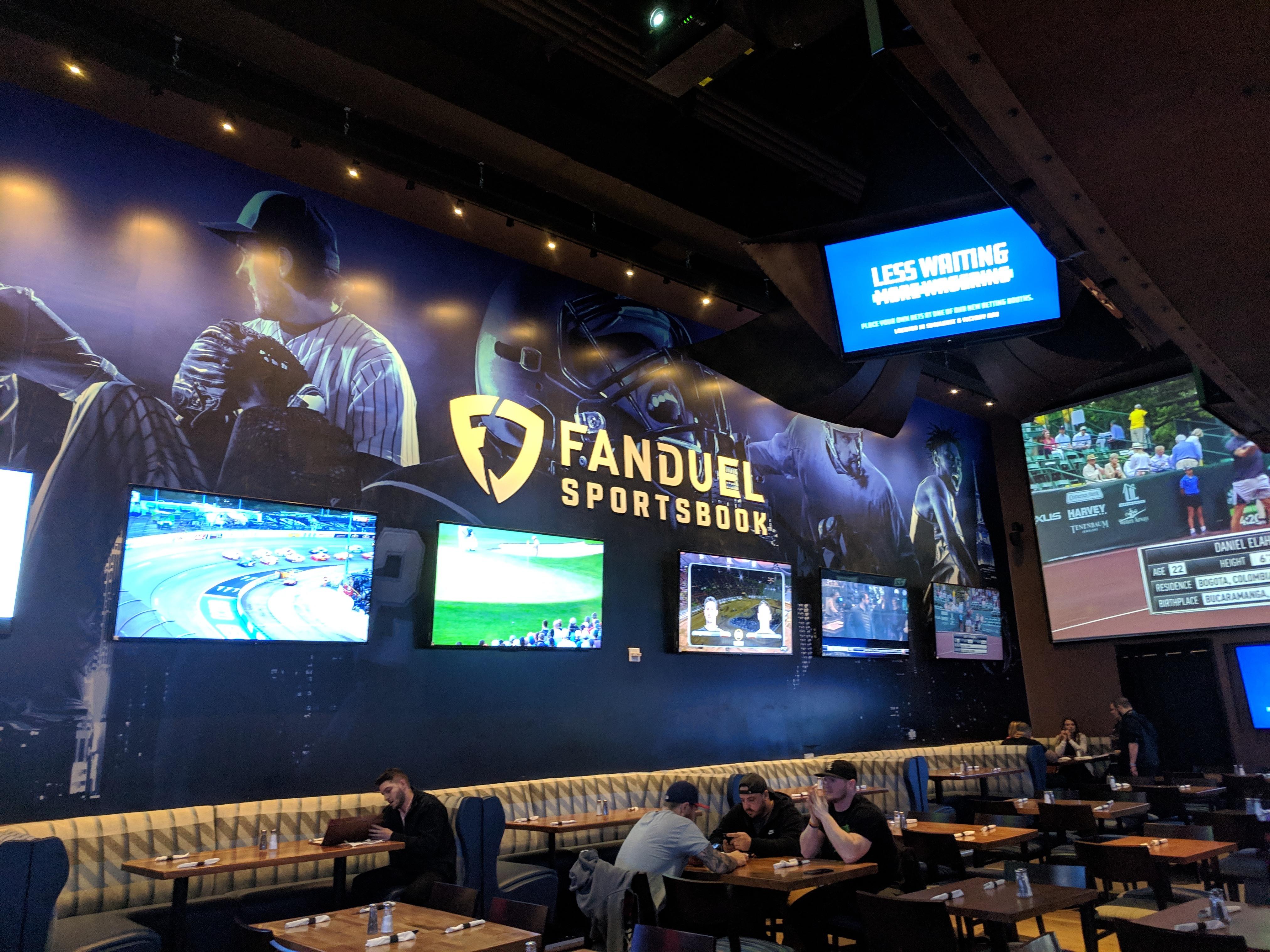 FanDuel live sports streaming
