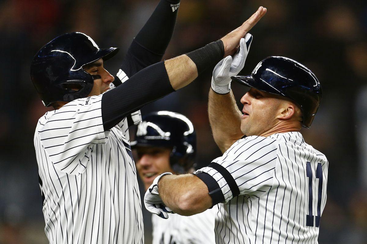 Brett Gardner Yankees