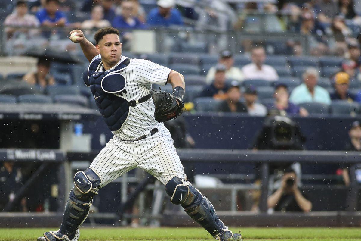 Gary Sanchez Yankees injured