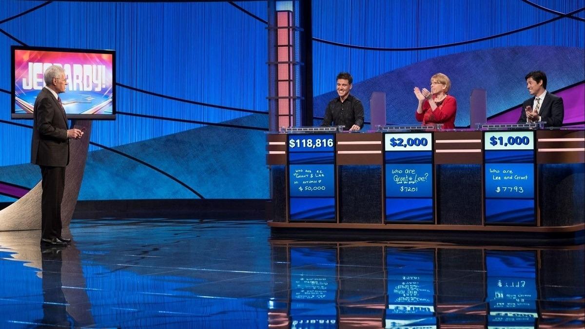 James Holzhauer $1 million Jeopardy