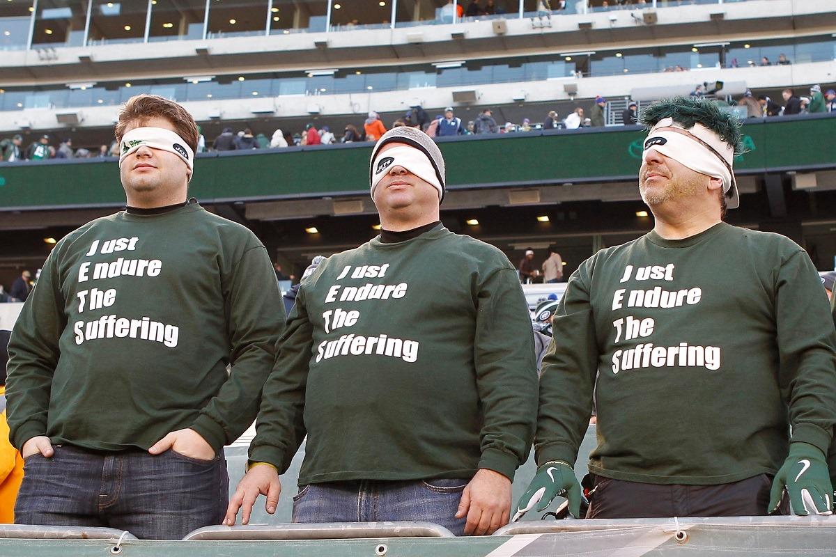 NY Jets Draft NFL