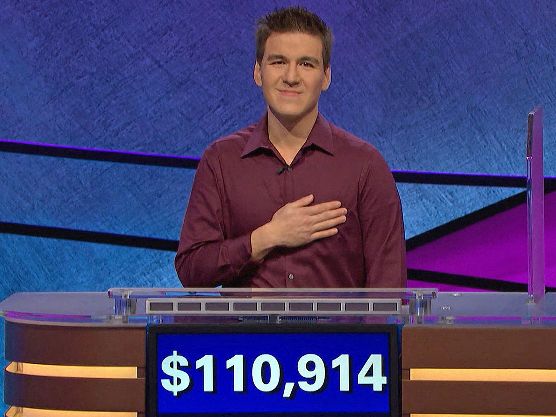 James Holzhauer Jeopardy records