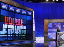 James Holzhauer broke his own single day Jeopardy! record on Wednesday, earning $131,127. (Image: Amanda Edwards/Getty)