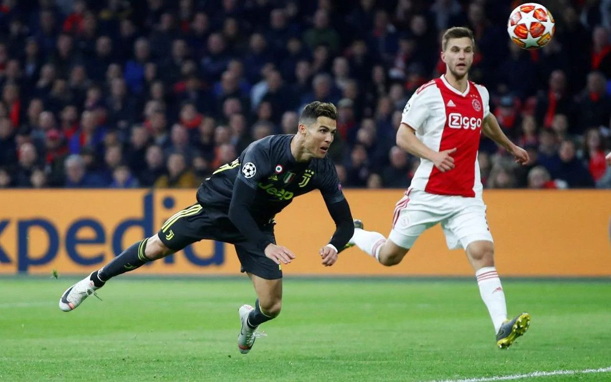 Juventus Ajax Champions League