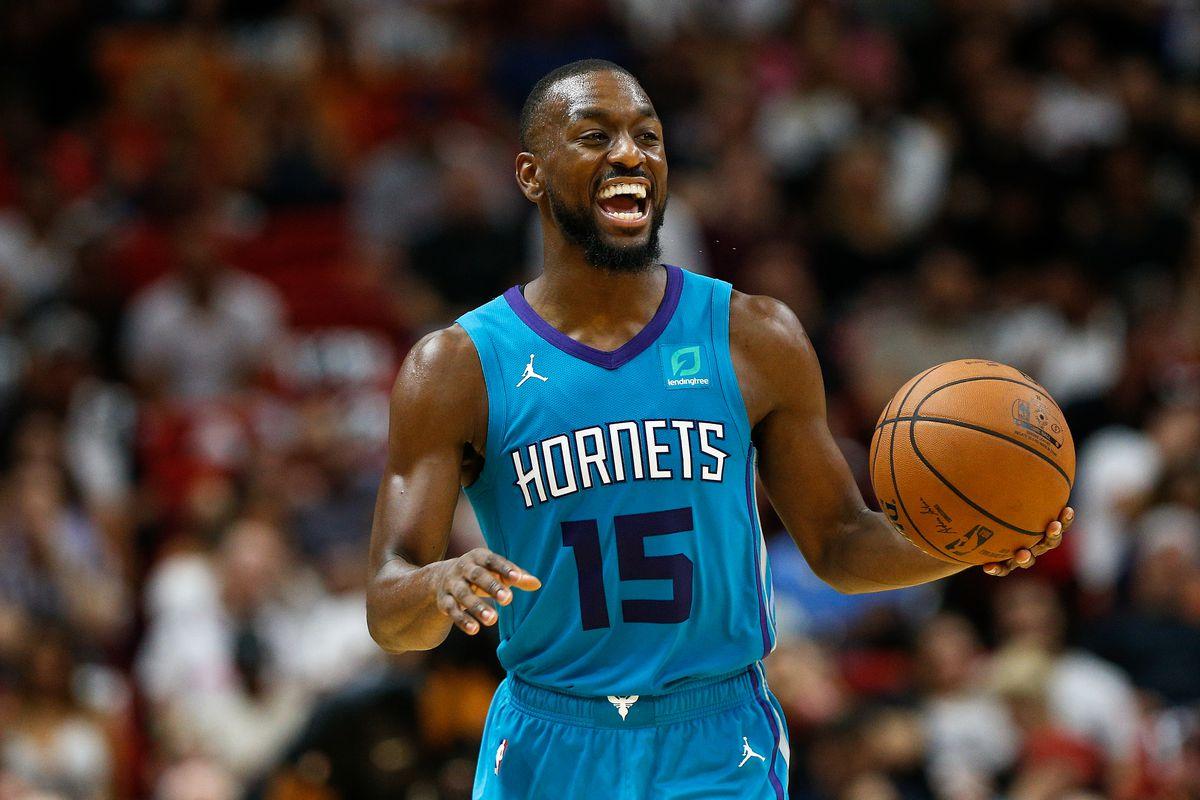 Kemba Walker Charlotte Hornets
