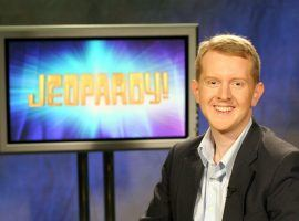 Ken Jennings holds the record for most Jeopardy! victories with 74 wins. (Image: Getty)