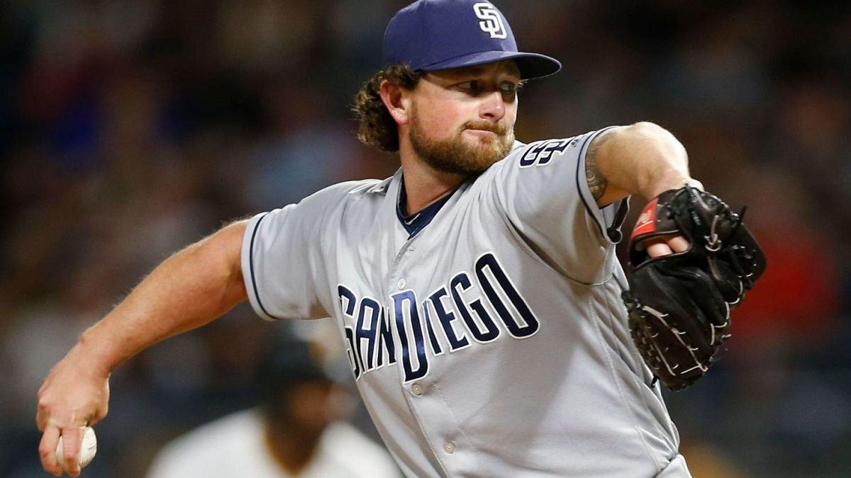 Kirby Yates San Diego Padres