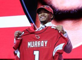 The Arizona Cardinals selected Heisman Trophy Winner Kyler Murray, QB from the Oklahoma Sooners, with the first pick in the 2019 NFL Draft. (Image: Andy Lyons/Getty)