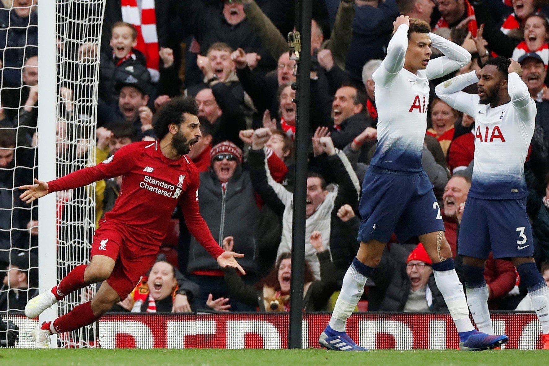 Liverpool Southampton EPL
