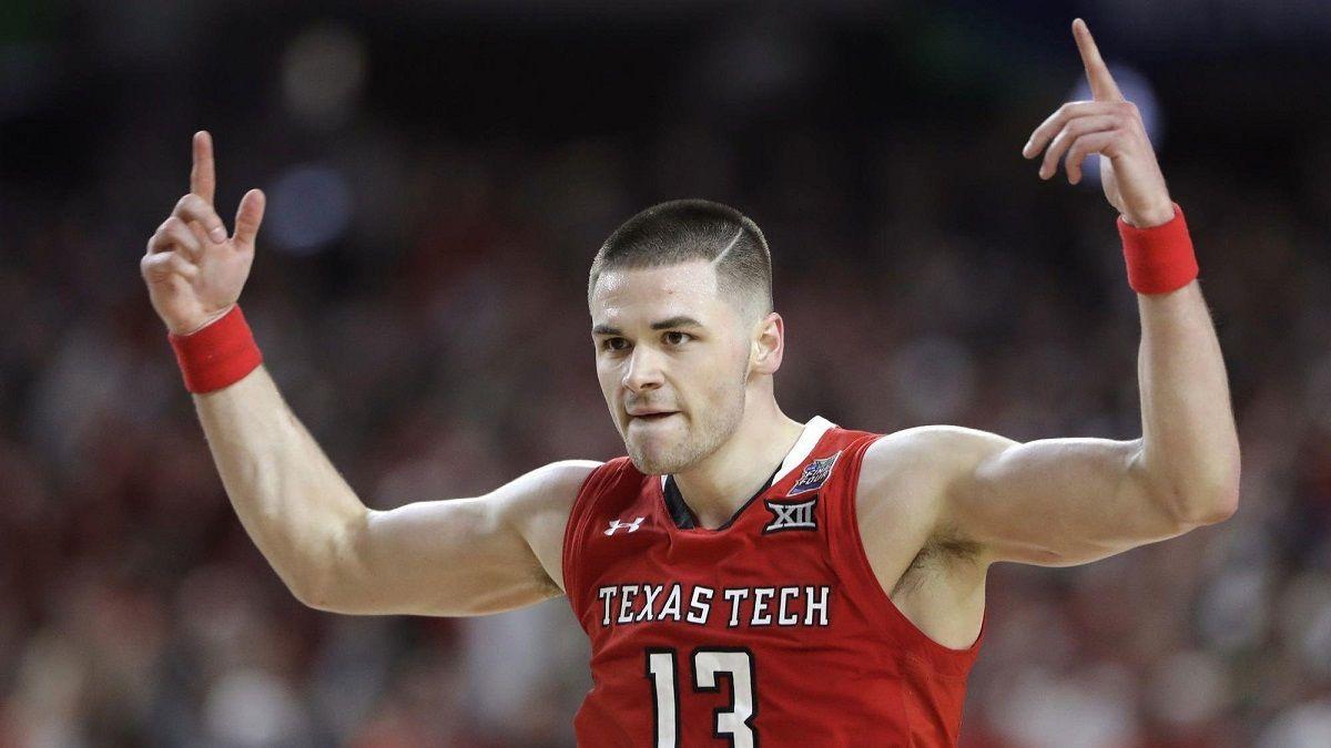 Matt Mooney Texas Tech