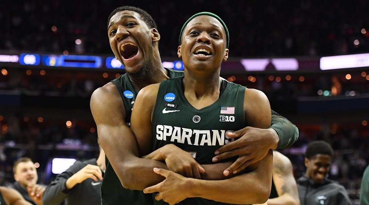 Michigan State Final Four Cassius Winston