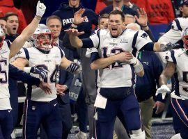 Defending Super Bowl Champions New England have the second easiest schedule according to the NFL, which released the 2019 season on Wednesday. (Image: Getty)