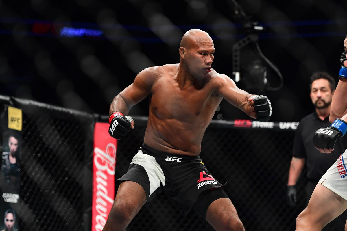 9dfdd3cbe8f UFC Fight Night 150  Ronaldo Souza Can Earn Elusive Title Shot