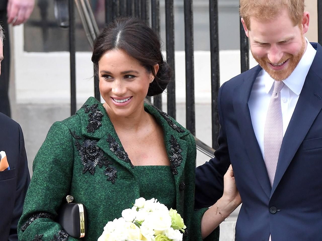 Royal baby betting Meghan Markle