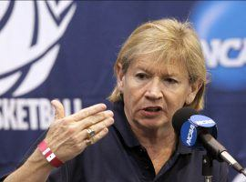 Parents and athletes have accused North Carolina women's basketball coach Sylvia Hatchell of making racist comments and forcing players to compete while injured. (Image: Ross D. Franklin/AP)